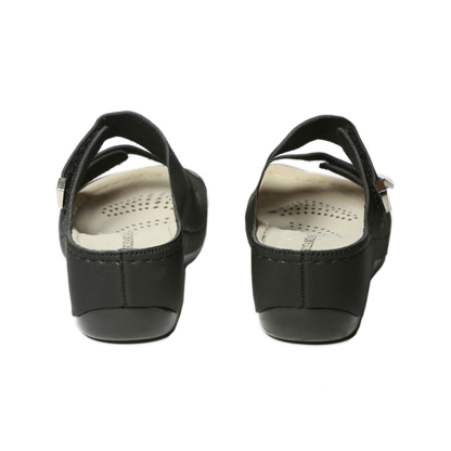 Neroli-black-strappy-wedge-comfort-mule-sandal-2