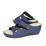 Neroli-navy-strappy-wedge-comfort-mule-sandal-3