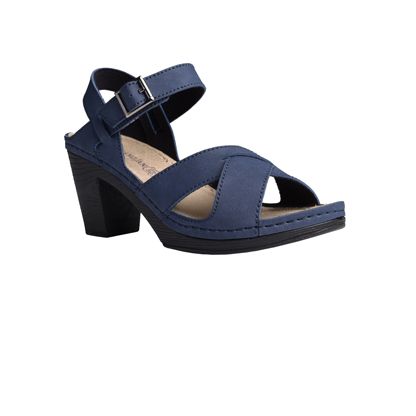 Juniper-navy-strappy-heeled-sandals-1