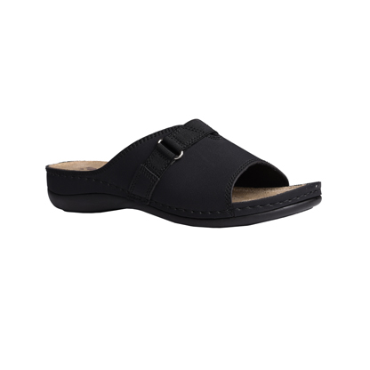Pine-black-low-wedge-comfort-mule-1