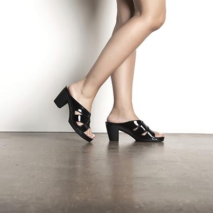 Linden Shiny Black