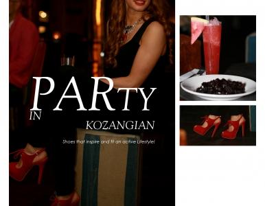 Have a Happy Kozangian Kristmas