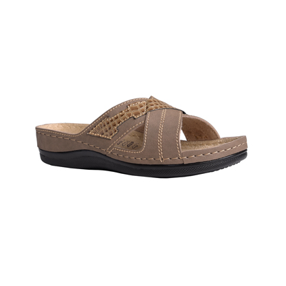 Spruce-brown-low-wedge-comfort-mule-1