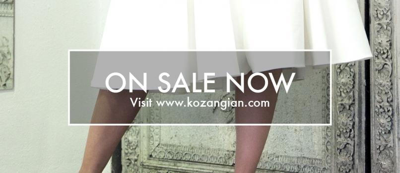Online Exclusive Sale